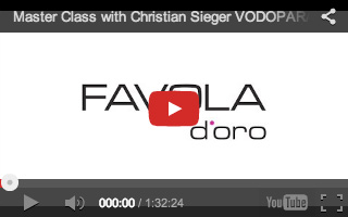 Master Class with Christian Sieger VODOPARAD Biennale
